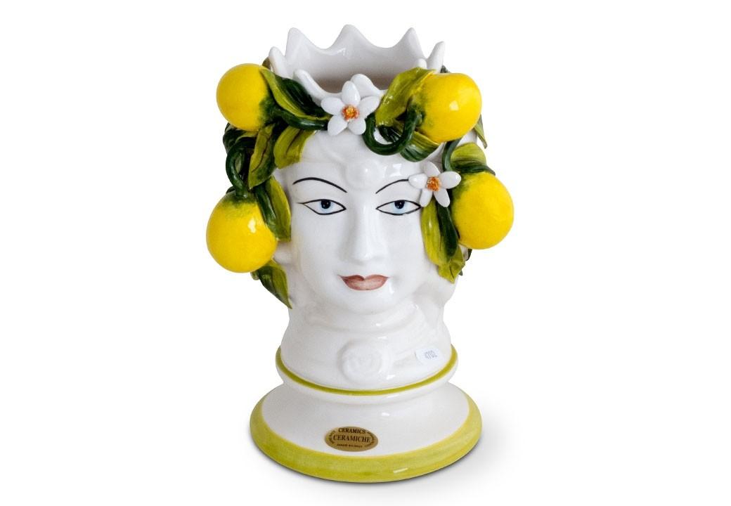 Rainha com limões