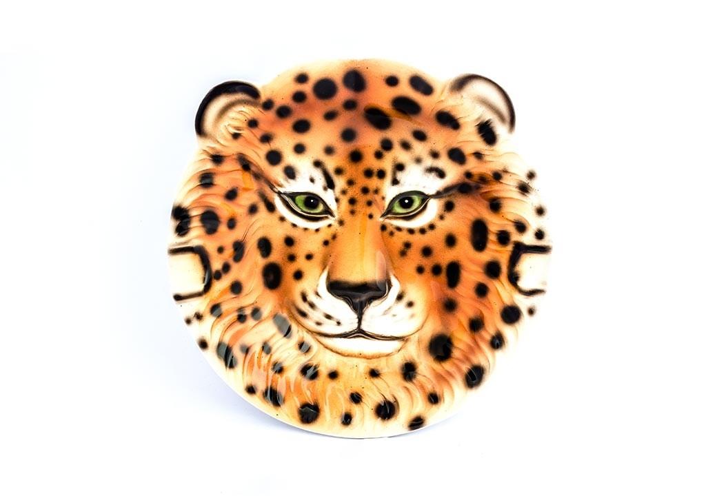 Cinzeiro Leopardo