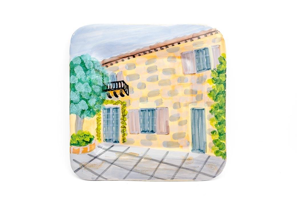 Prato peq. casa di Giulietta