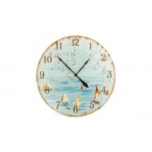 Relógio de Parede Barcos