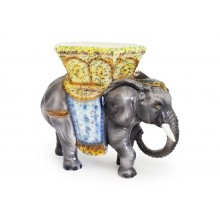 Elefante seat garden