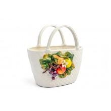 Bolsa com Mix de Frutas Branca