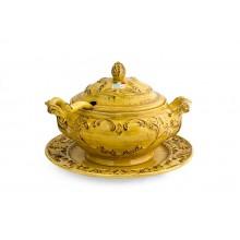 Sopeira de Cerâmica Amarela