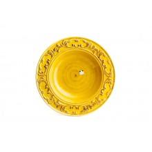Prato Paeja Amarelo 60cm.